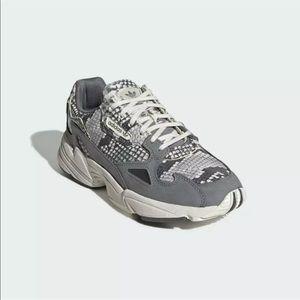 Brand new pair of Adidas Falcon Snakeskin